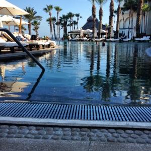 Amazing pool.